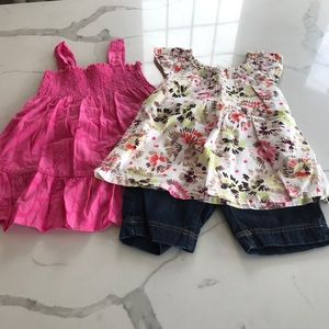 OLD NAVY 3 pc summer
